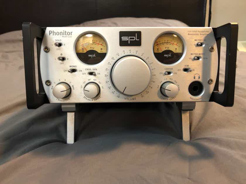 SPL Phonitor Model 2730 Headphone Amplifier