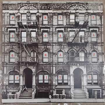 Led Zeppelin - Physical Graffiti Original MONARCH Press...