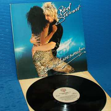 "ROD STEWART  - ""Blondes Have More Fun"" -  Warner Bros. ..."