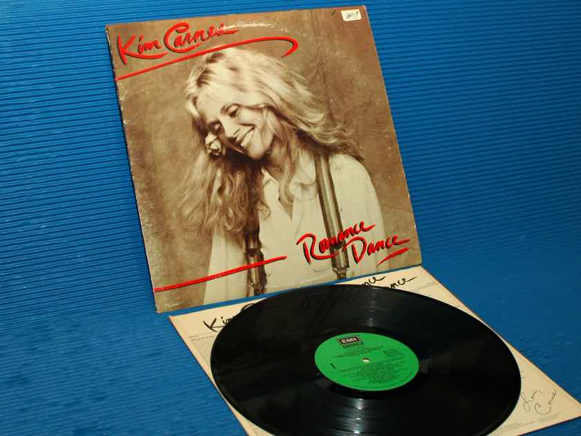 "KIM CARNES  - ""Romance Dance"" -  EMI 1980"