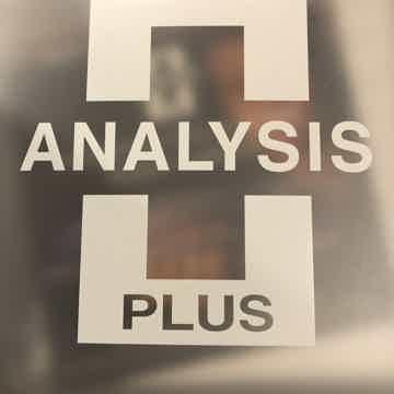 Analysis Plus Inc. Silver Apex
