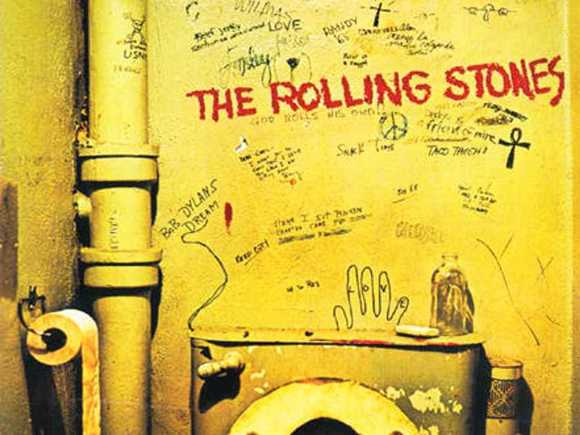 The Rolling Stones - Beggars Banquet SACD Super Audio CD NEW