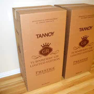 Tannoy Turnberry GR Limited Edition