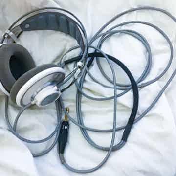 AKG Acoustics K-701 w/Audio Note Silver Litz Cable