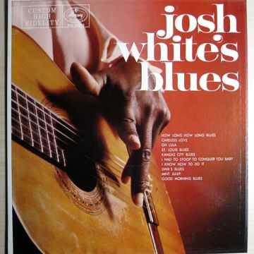 Josh White's Blues - Original Mono Release