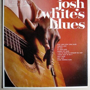 Josh White Josh White's Blues - Original Mono Release