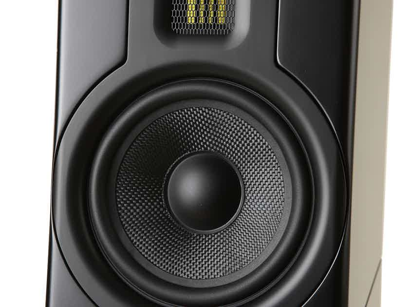 Scansonic  MK-5 Ribbon Monitors with Kevlar woofers-New