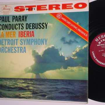 Mercury Living Presence SR90010 lp record PAUL PARAY De...