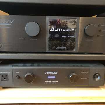 Trinnov Audio Altitude 16 w/3D Mic