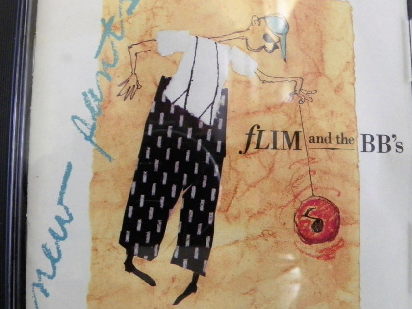 FLIM AND THE BB'S - NEW PANTS CD