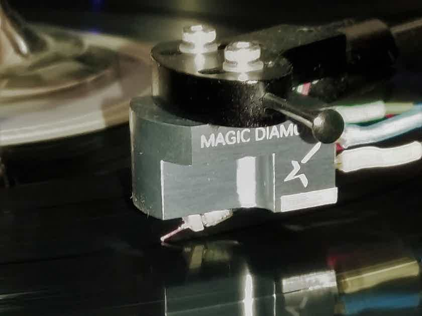 Audio Magic Magic Diamond MC Cartridge