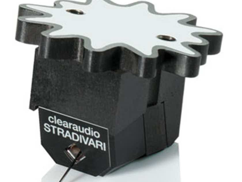 Clearaudio Stradivari Version 2, New in unopened wooden box