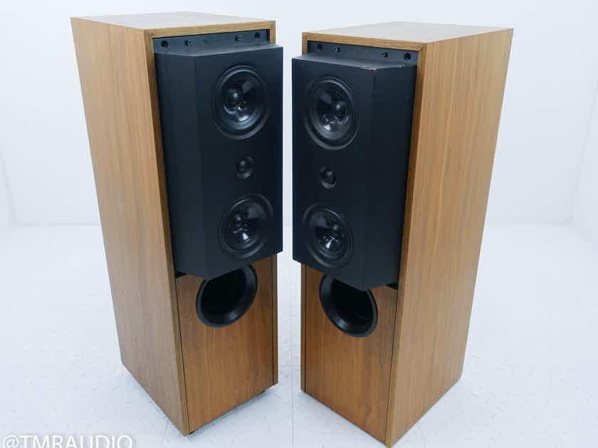 KEF Reference Series 104-2 Floorstanding Speakers Vintage Walnut Pair; 104.2 (13387)