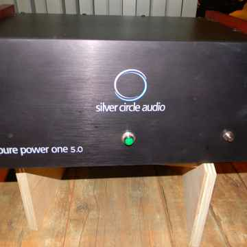 Silver Circle Audio Pure Power One 5.0