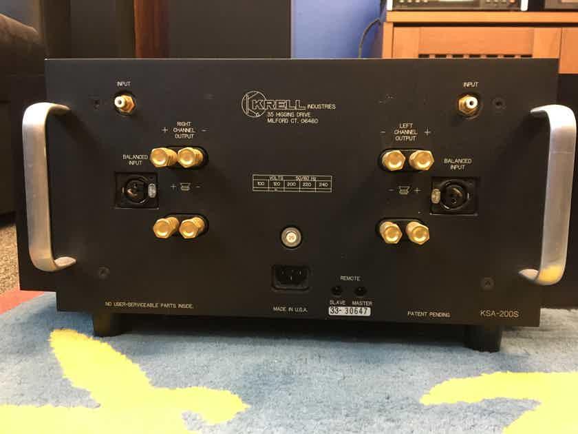 Krell KSA-200s
