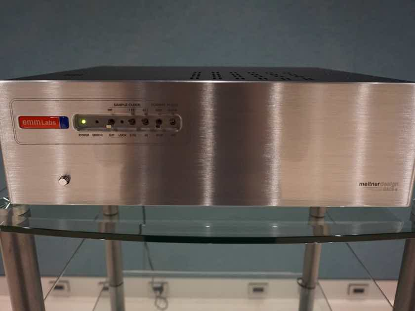 EMM Labs DAC-6 Digital-to-Analog Converter Excellent Condition