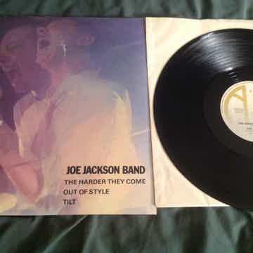 Joe Jackson Band The Harder They Come