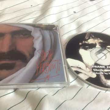Frank Zappa - Shiek Yerbouti Columbia Records Club Edit...