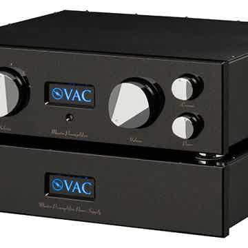Preamp phono & line stage combo