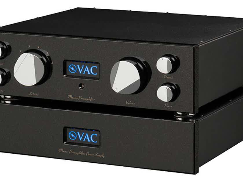 VAC Master Preamp w/ Phonostage