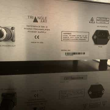 TriangleART Reference MK2 Tube Phono