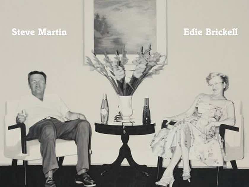 Steve Martin & Edie Brickell  Love Has Come For You - Vinyl LP