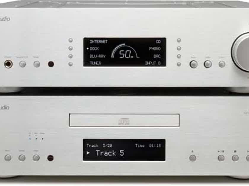 Cambridge Audio Azur 851A & Azur 851C