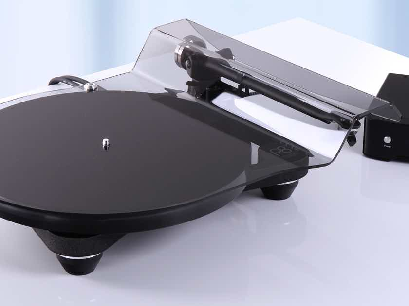 Rega Planar 8 With Apheta 2 cartridge. All new design, with unanimous industry raves!