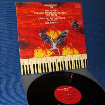 """SCHUMANN / LISZT / Reiner / Janis  """"Piano Concerto/Totentanz"""" -"""