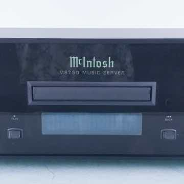 McIntosh MS750 Network Server / Streamer / CD Ripper