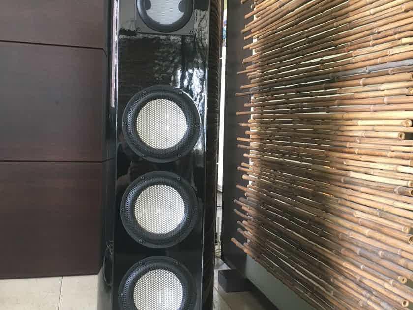 LumenWhite - Silver Flame -  full range loudspeaker