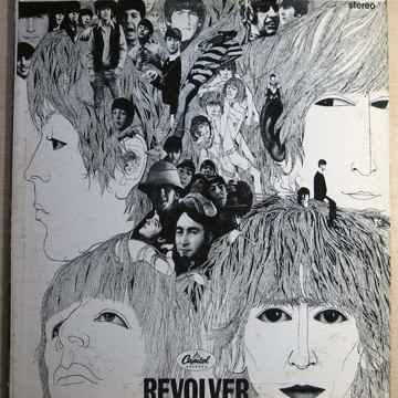 The Beatles - Revolver - 1968 Reissue Capitol Records S...