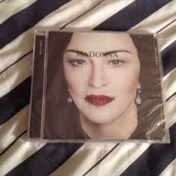 Madonna  Madame X Sealed Compact Disc