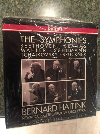 Bernard Haitink: The Symphonies
