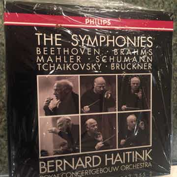 Bernard Haitink: The Symphonies Philips  36 CD  box