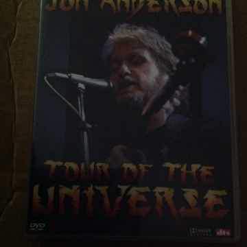 Jon Anderson(Yes) - Tour Of The Universe DVD Region 1