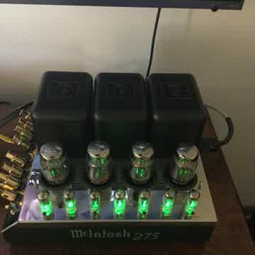 McIntosh MC275 MkVI You Know You Want One!
