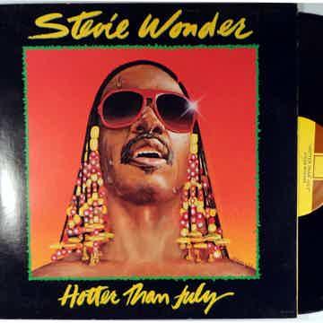 Stevie Wonder Hotter Than July- Tamla T8-373 m1