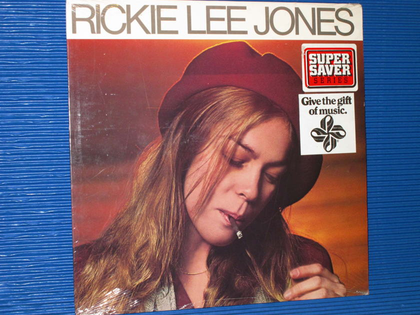 "RICKIE LEE JONES   - ""S/T ('Chuck E's In Love')"" -  Warner Bros 1979 SEALED"
