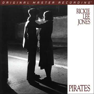 Rickie Lee Jones Pirates MFSL Vinyl LP