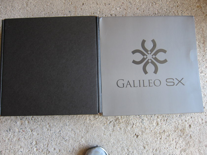 Synergistic Research Galileo SX interconnects (retail $9500)