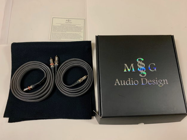 MG Audio Design