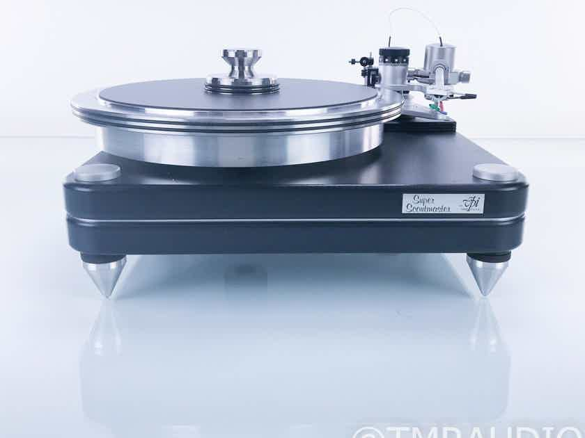 VPI Super Scoutmaster Turntable; Classic 3 Tonearm; SDS Motor; Upgraded Platter (18321)