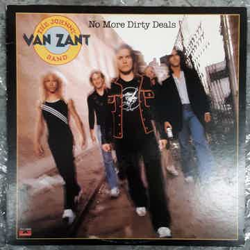 The Johnny Van Zant Band - No More Dirty Deals 1980 NM ...