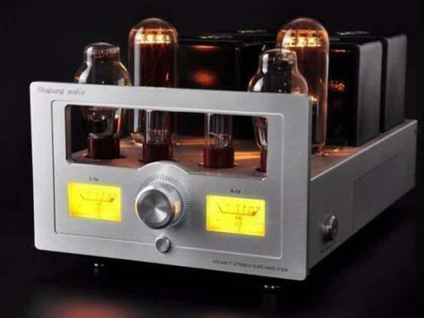 Shuguang SG-845 300B push 845 Single-end Class A vacuum tube amplifiers