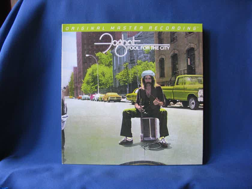 Foghat - Fool for the City - Mobile Fidelity