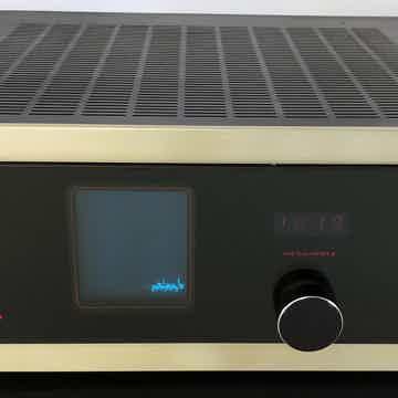 The Sequerra Model 1 FM Tuner in a SUPER RARE GOLD FINISH