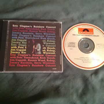 Eric Clapton  Eric Clapton's Rainbow Concert