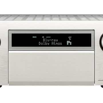 Denon AVR-X8500H SILVER - 13.2 Channel Receiver with Wi...