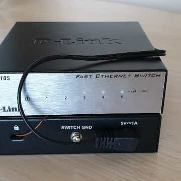 Ethernet Switch Upgrade TXCO MK1